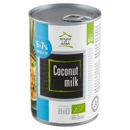 Mleczko kokosowe BIO 5-7%