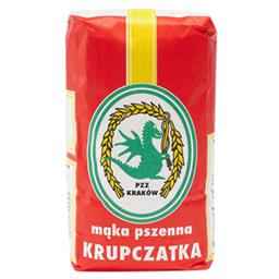 Mąka pszenna krupczatka 1kg