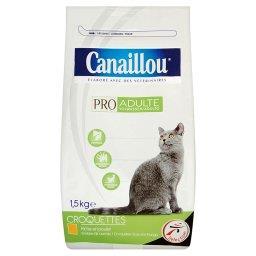 Pro Adulte Pełnoporcjowa karma dla dorosłych kotów z drobiem