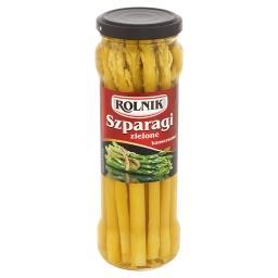 Szparagi zielone konserwowe