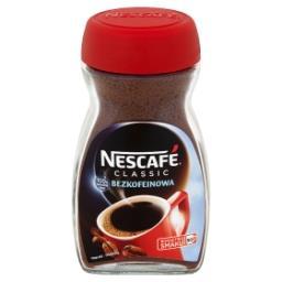 Classic Bezkofeinowa kawa rozpuszczalna