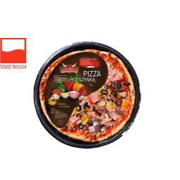 Pizza z szynką 400 g
