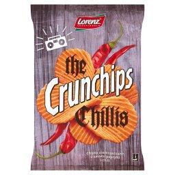 The Chillis Chipsy ziemniaczane