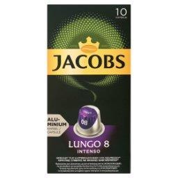 Lungo Intenso Kawa mielona w kapsułkach  (10 sztuk)