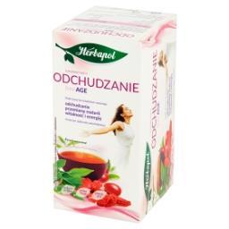 Odchudzanie femiAge Suplement diety herbatka ziołowo...