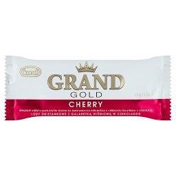 Grand Gold Lody śmietankowe z galaretką wiśniową w czekoladzie