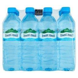 Niegazowany Woda źródlana 12 x 0,5 l