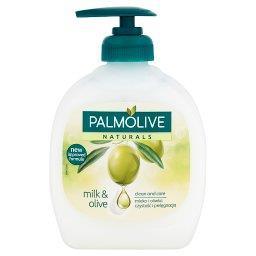 Naturals Mydło w płynie do rąk mleko i oliwka