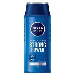 MEN Strong Power Szampon wzmacniający włosy normalne