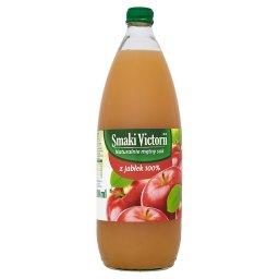 Smaki Victorii Naturalnie mętny sok z jabłek 100%