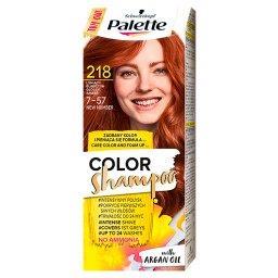 Color Shampoo Szampon koloryzujący Lśniący bursztyn 218