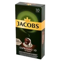 Espresso Intenso Kawa mielona w kapsułkach  (10 sztuk)