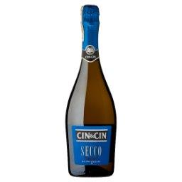 Secco Azzurro Wino białe półwytrawne musujące polskie