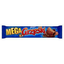 Mega Wafel przekładany kremem kakaowym w czekoladzie