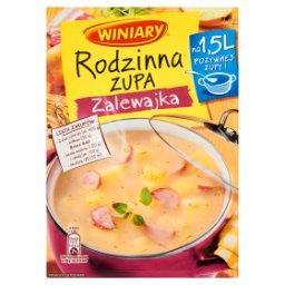 Rodzinna zupa Zalewajka