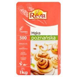 Mąka pszenna poznańska typ 500