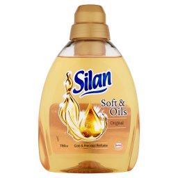 Soft & Oils Original Skoncentrowany płyn do zmiękczania tkanin  (30 prań)