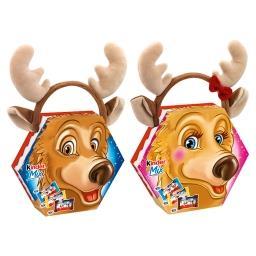 Maxi Mix Zestaw świąteczny czekoladek z zabawką