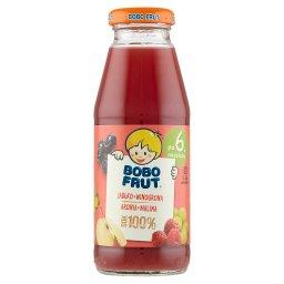 100% Sok jabłko winogrona aronia i malina po 6 miesiącu