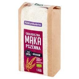 Ekologiczna mąka pszenna graham typ 1850