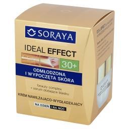 Ideal Effect 30+ Krem nawilżająco-wygładzający na dzień i na noc