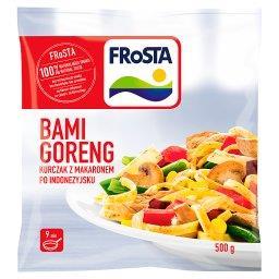 Bami Goreng Kurczak z makaronem po indonezyjsku