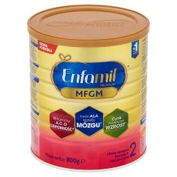 Premium 2 Mleko następne powyżej 6. miesiąca życia