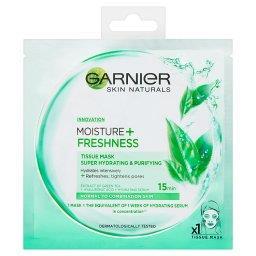 Skin Naturals Mousture + Freshness Maska kompres