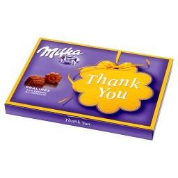 Czekoladki mleczne z nadzieniem kakaowym Thank You  ...