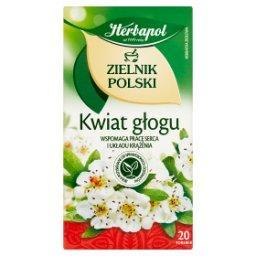 Zielnik Polski Kwiat głogu Herbatka ziołowa 40 g
