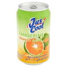 Niegazowany napój mandarynkowo - pomarańczowy