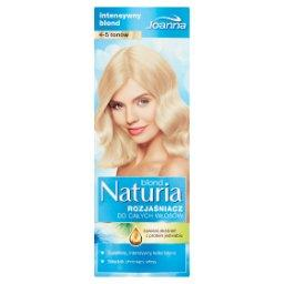 Naturia blond Rozjaśniacz do całych włosów 4-5 tonów