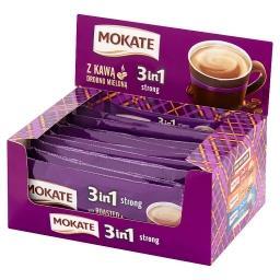 3in1 Strong Rozpuszczalny napój kawowy w proszku 255 g