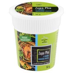 Zupa Pho o smaku owoców morza