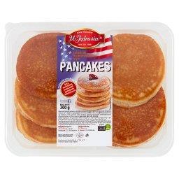 Pancakes Naleśniki w amerykańskim stylu