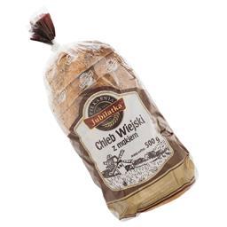 Chleb wiejski z makiem 500 g