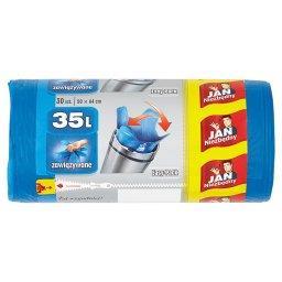 Easy-Pack Worki na śmieci 35 l 30 sztuk