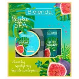Exotic Paradise Zestaw kosmetyków odżywczy figa