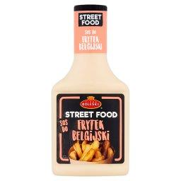 Street Food Sos do frytek belgijski