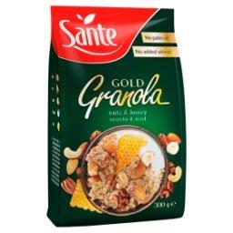 Gold Granola orzechy & miód