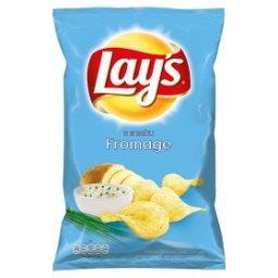 O smaku Fromage Chipsy ziemniaczane
