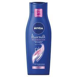 Hairmilk Mleczny szampon pielęgnujący do włosów o strukturze cienkiej