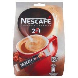 Coffee & Creamer 2in1 Rozpuszczalny napój kawowy 80 g (10 saszetek)