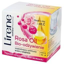 Dermoprogram Rosa Oil Bio-odżywienie Wygładzający pó...