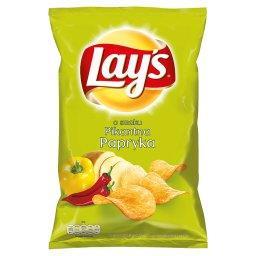 O smaku Pikantna Papryka Chipsy ziemniaczane