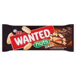 Wanted Baton nugatowy z orzeszkami ziemnymi i karmel...