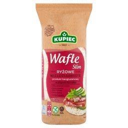 Slim Wafle ryżowe wieloziarniste  (18 sztuk)