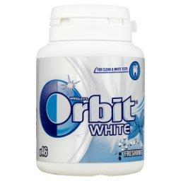 White Freshmint Guma do żucia bez cukru  (46 drażetek)
