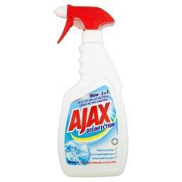 Disinfection 2in1 Płyn do czyszczenia i dezynfekcji