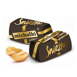 Cukierki czekoladowe Michałki z Hanki premium 290g